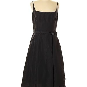 Maggie London Black Cocktail Dress
